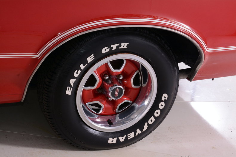 1972 Oldsmobile 442 Image 30