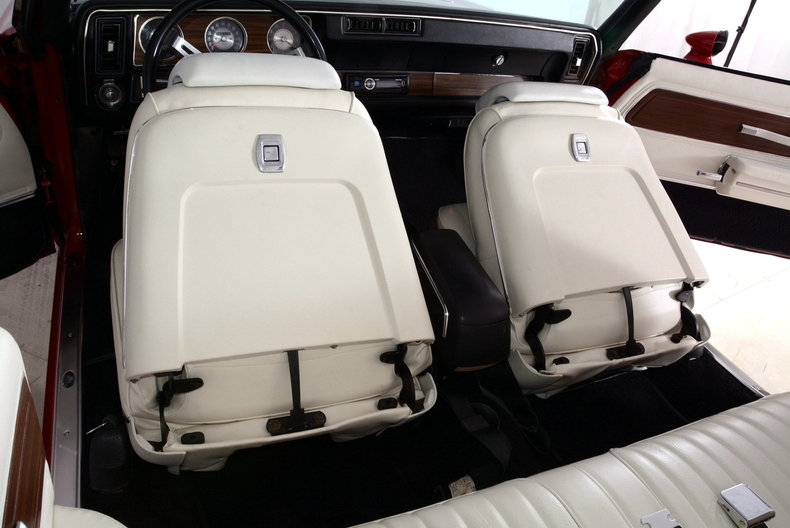 1972 Oldsmobile 442 Image 34