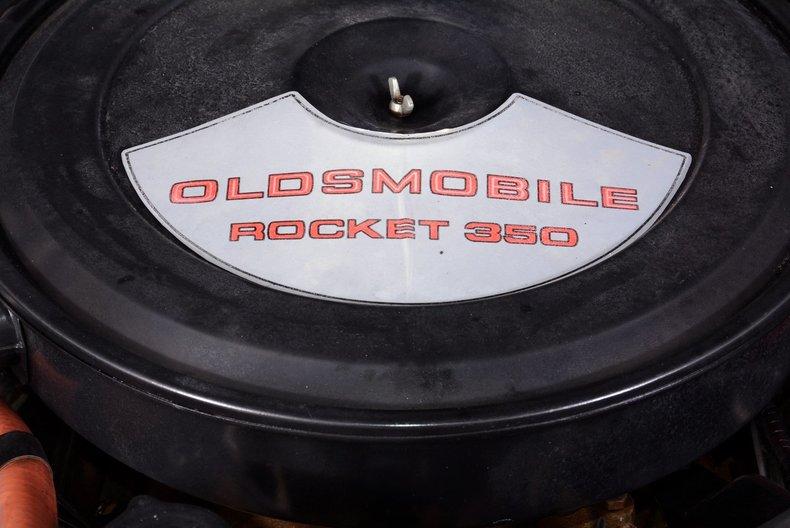 1972 Oldsmobile 442 Image 36