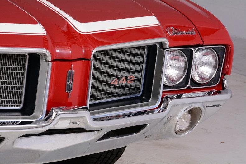 1972 Oldsmobile 442 Image 41