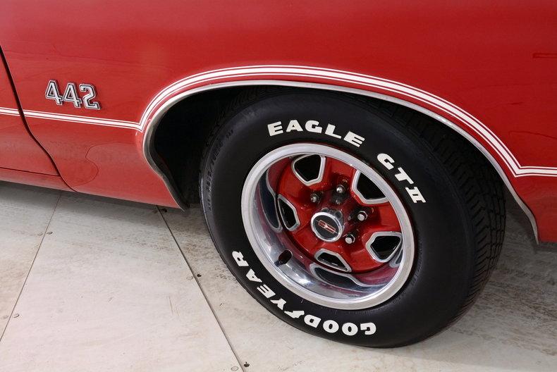 1972 Oldsmobile 442 Image 43