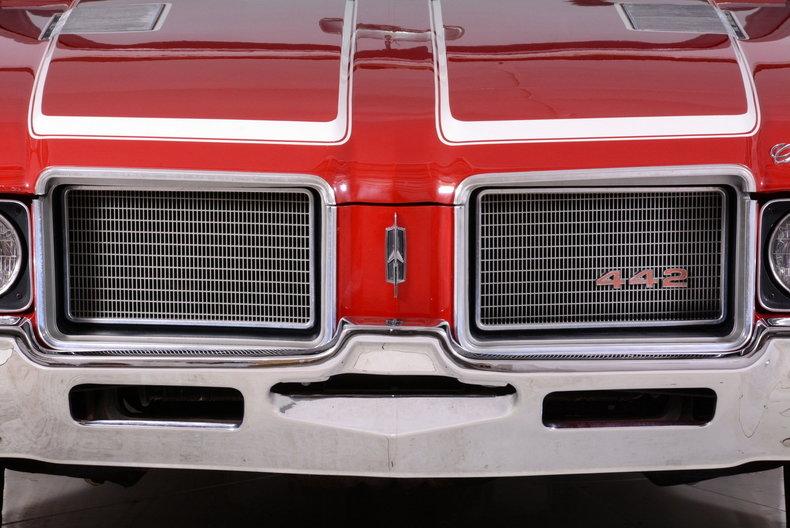 1972 Oldsmobile 442 Image 48