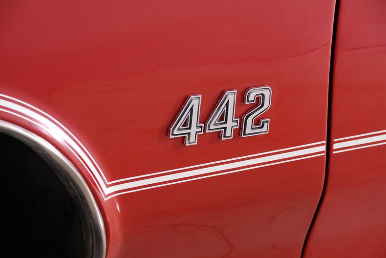 1972 Oldsmobile 442 Image 51