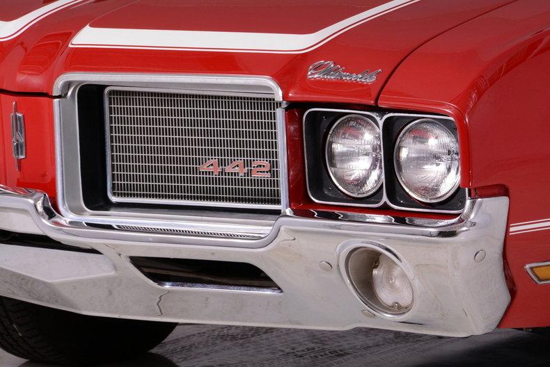 1972 Oldsmobile 442 Image 54