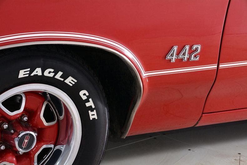 1972 Oldsmobile 442 Image 56