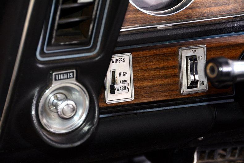 1972 Oldsmobile 442 Image 60