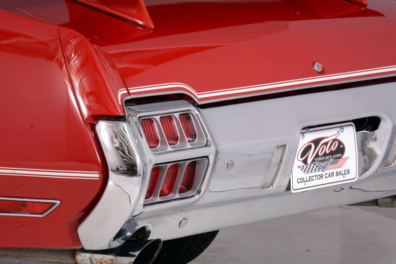 1972 Oldsmobile 442 Image 62