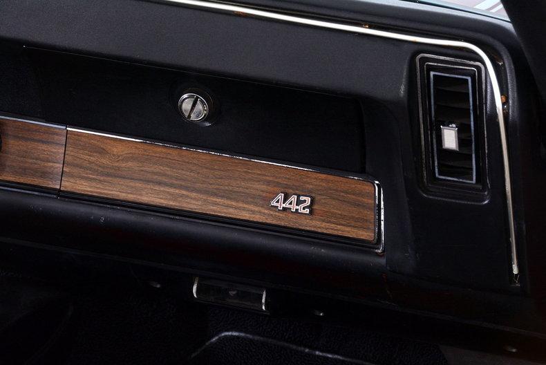 1972 Oldsmobile 442 Image 69