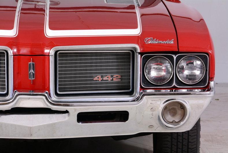 1972 Oldsmobile 442 Image 70