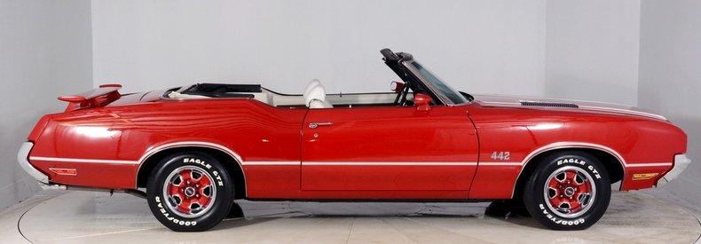 1972 Oldsmobile 442 Image 73