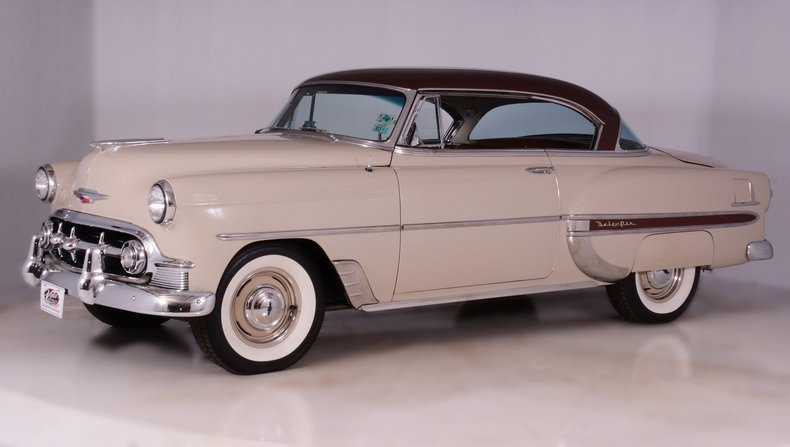 1953 Chevrolet Bel Air Image 10
