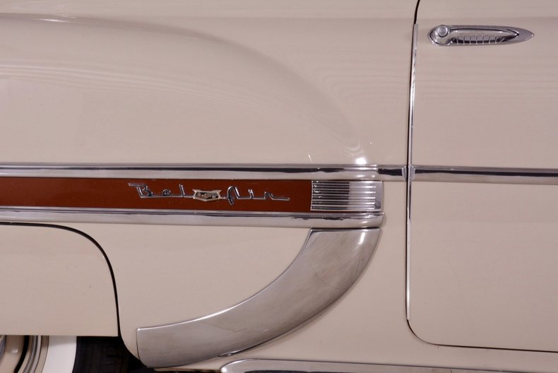 1953 Chevrolet Bel Air Image 38