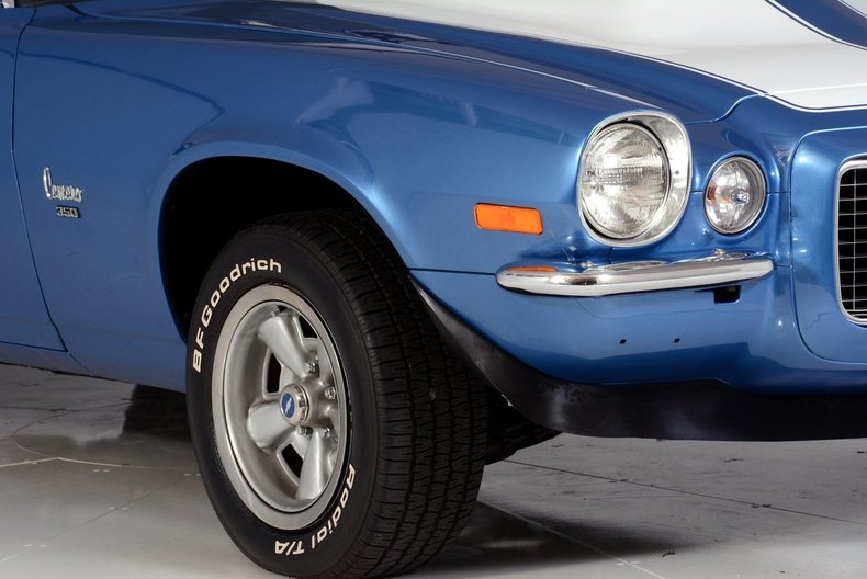 1973 Chevrolet Camaro Image 16