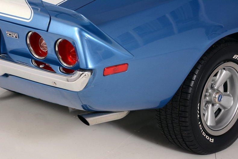 1973 Chevrolet Camaro Image 57