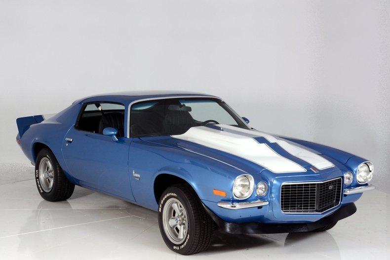 1973 Chevrolet Camaro Image 67