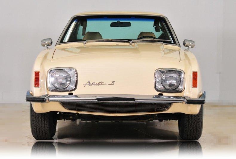 1971 Avanti II Image 5