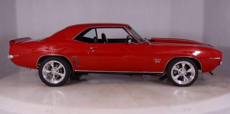 1969 Chevrolet Camaro Image 17