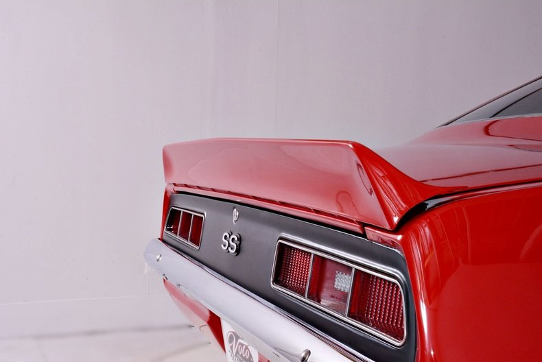 1969 Chevrolet Camaro Image 28