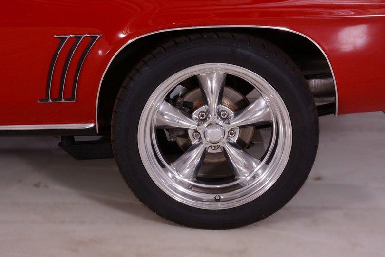1969 Chevrolet Camaro Image 26