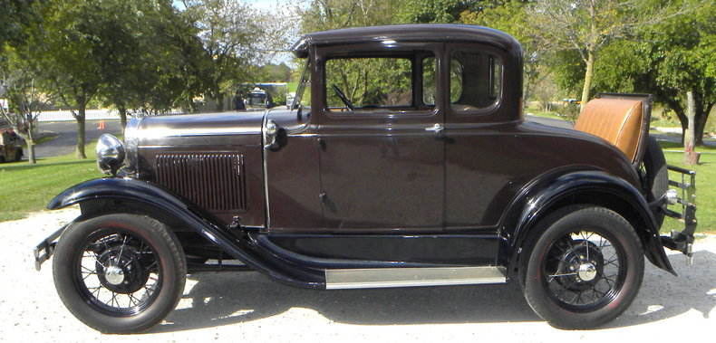 1930 Ford Model A Image 4