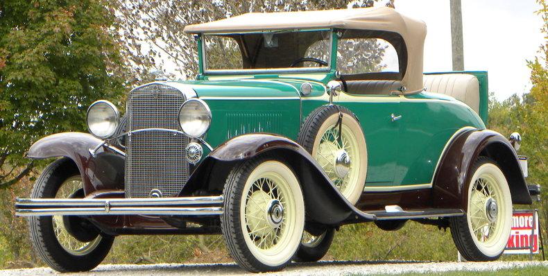 1931 Chevrolet  Image 3