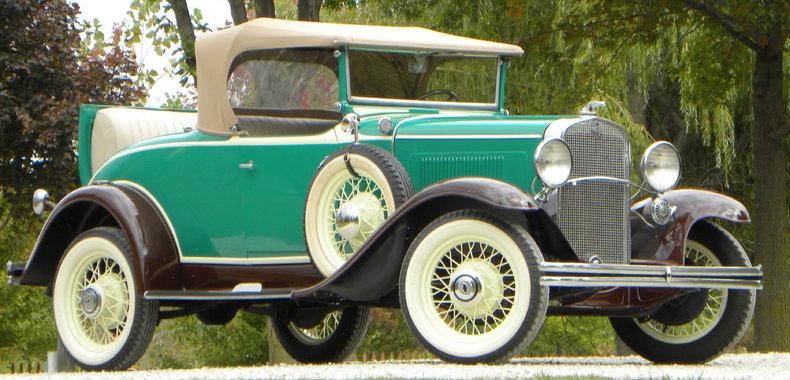 1931 Chevrolet  Image 8