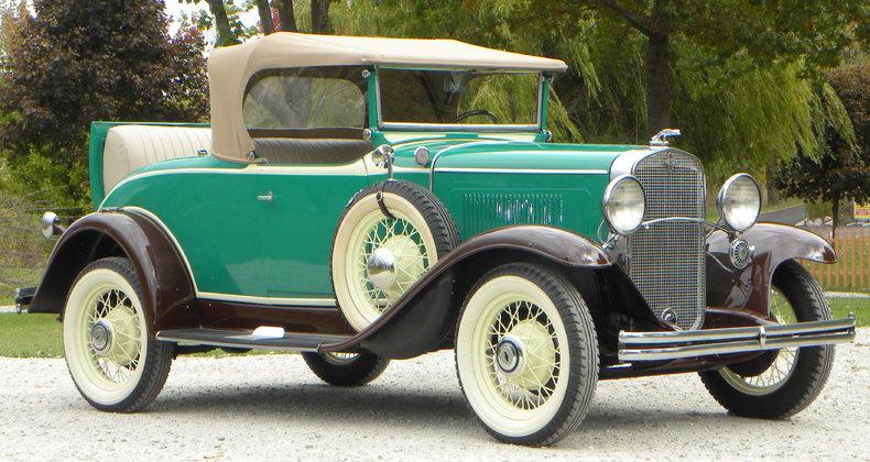 1931 Chevrolet  Image 10