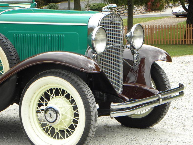 1931 Chevrolet  Image 13