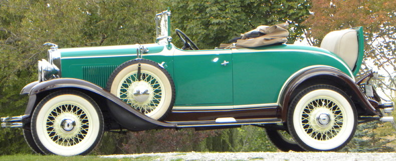 1931 Chevrolet  Image 22