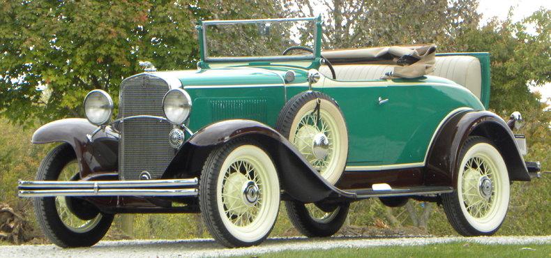1931 Chevrolet  Image 23