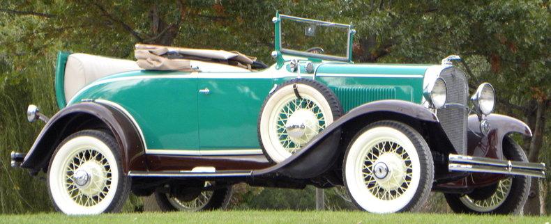 1931 Chevrolet  Image 24