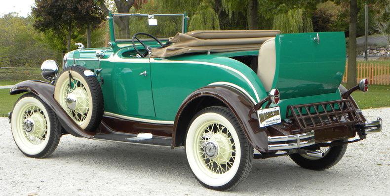 1931 Chevrolet  Image 31