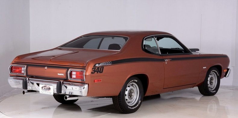 1973 Plymouth Duster Image 3