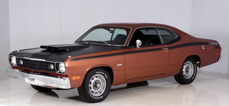 1973 Plymouth Duster Image 30