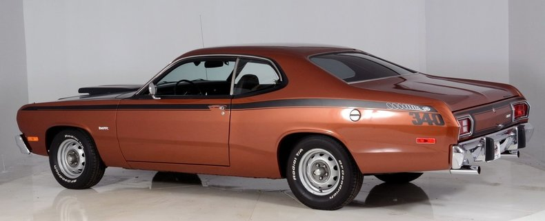 1973 Plymouth Duster Image 46