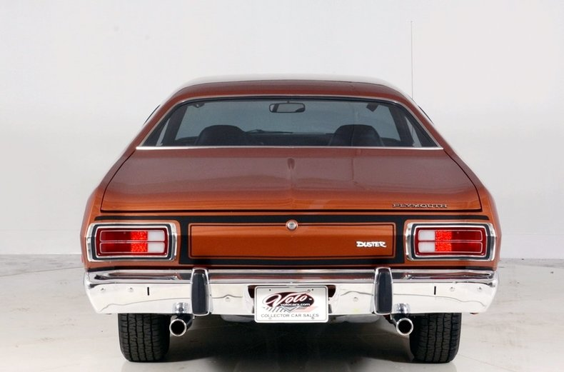 1973 Plymouth Duster Image 62