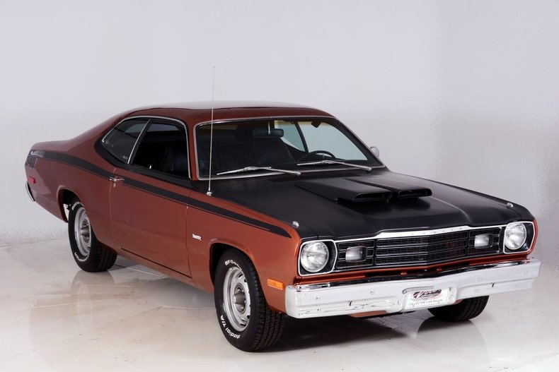 1973 Plymouth Duster Image 71