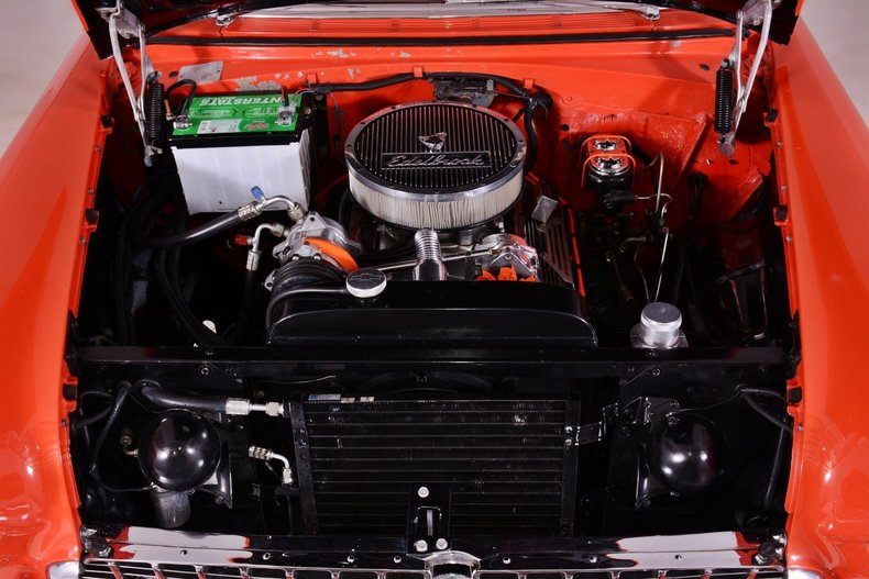 1955 Chevrolet Bel Air Image 4