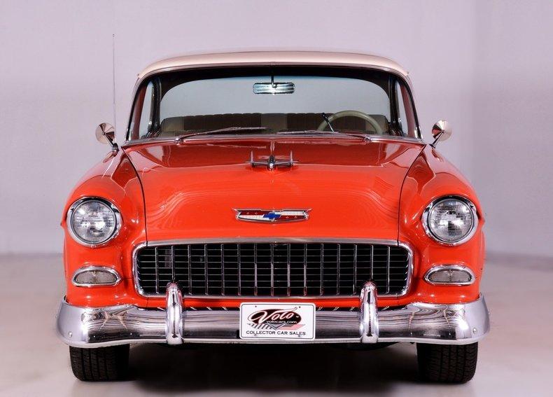 1955 Chevrolet Bel Air Image 5