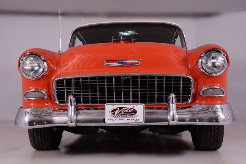 1955 Chevrolet Bel Air Image 60