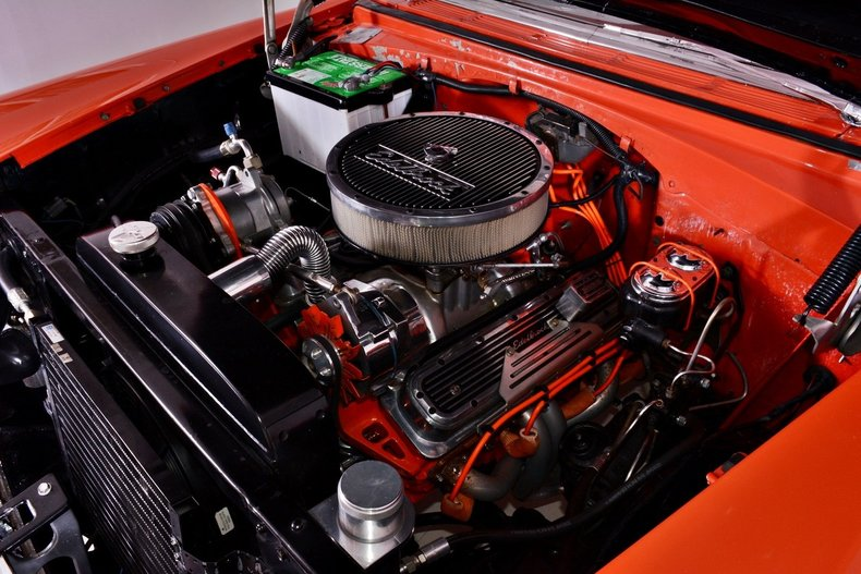 1955 Chevrolet Bel Air Image 22
