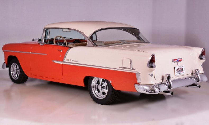 1955 Chevrolet Bel Air Image 57