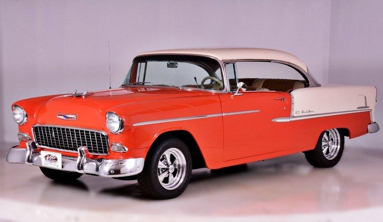 1955 Chevrolet Bel Air Image 16