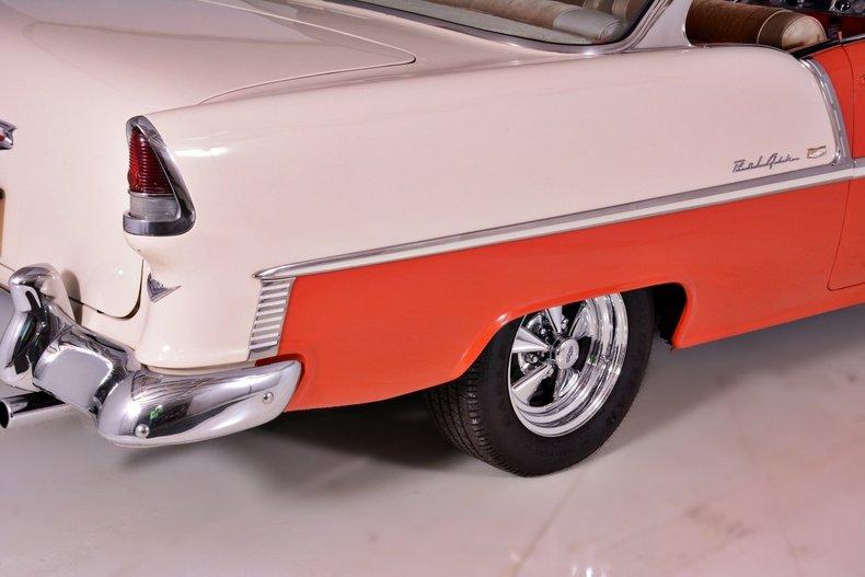 1955 Chevrolet Bel Air Image 59