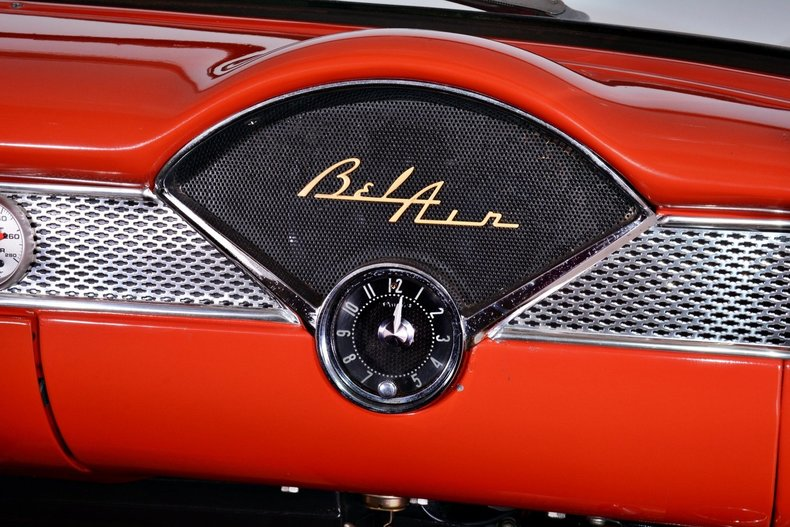 1955 Chevrolet Bel Air Image 33