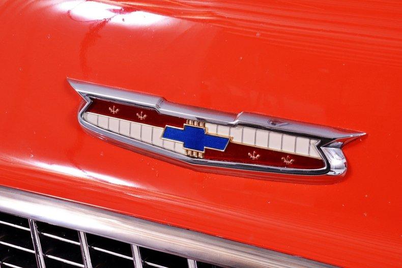 1955 Chevrolet Bel Air Image 54