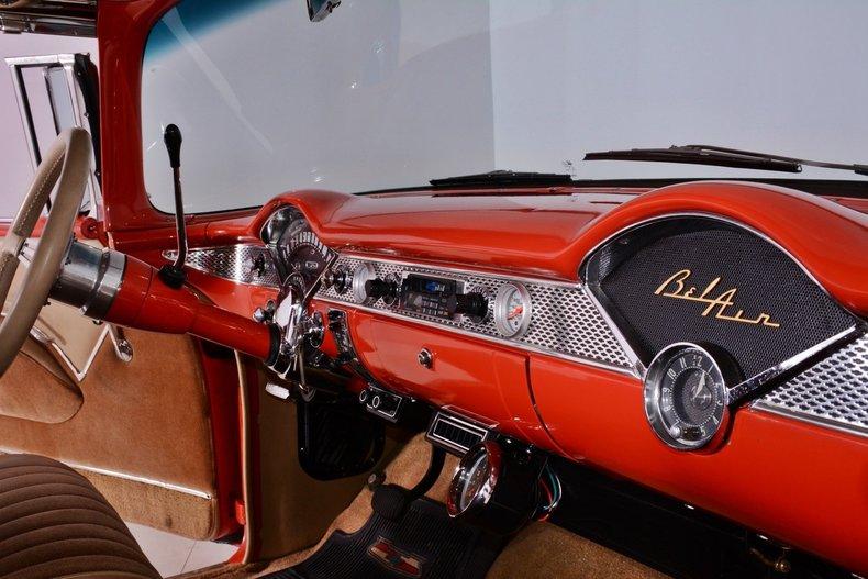 1955 Chevrolet Bel Air Image 13