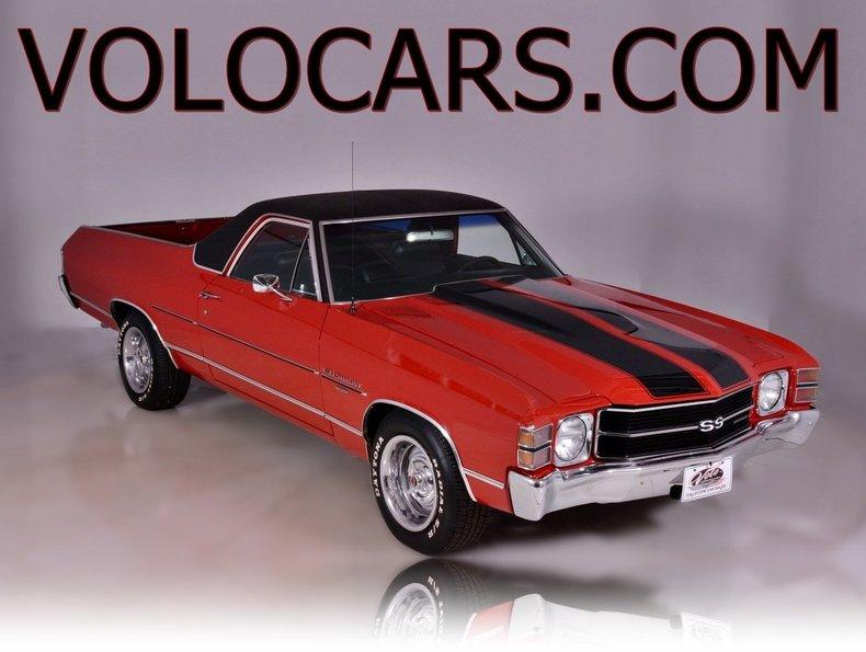 1971 Chevrolet El Camino Image 1