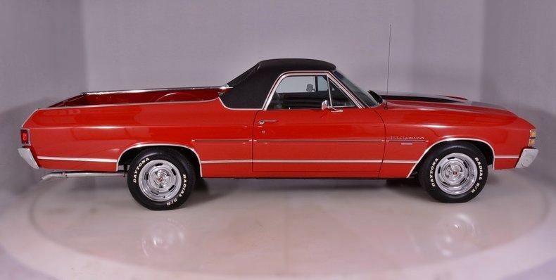 1971 Chevrolet El Camino Image 21