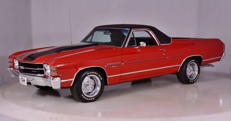 1971 Chevrolet El Camino Image 13